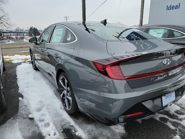 2021 Hyundai Sonata SEL Plus for sale in Frederick, MD