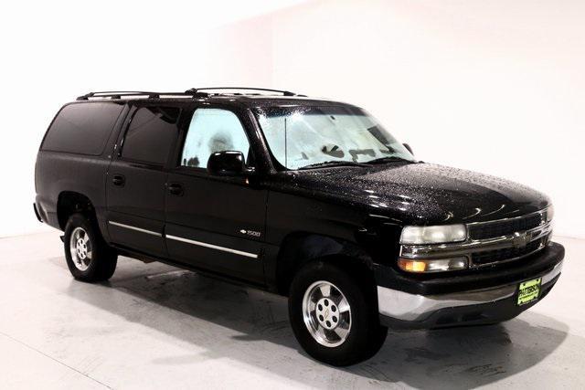 2000 Chevrolet Suburban LS [0]
