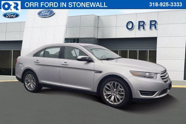 2019 Ford Taurus Limited [3]
