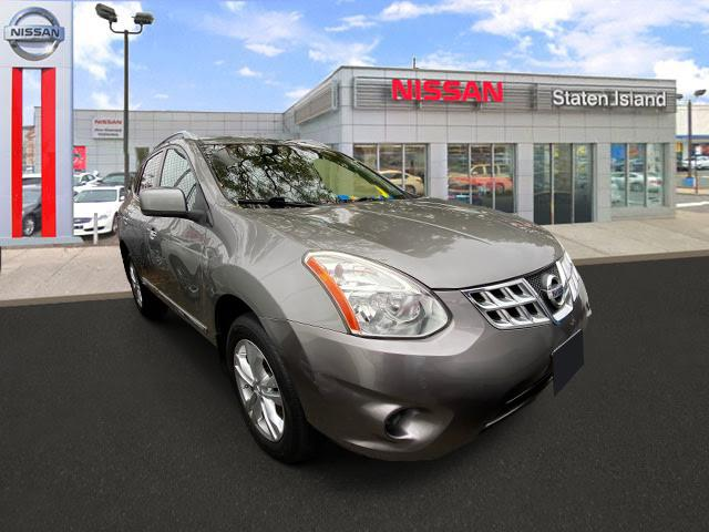 2013 Nissan Rogue SV [0]