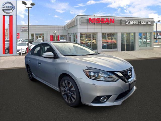 2016 Nissan Sentra 4dr Sdn I4 CVT SR [12]