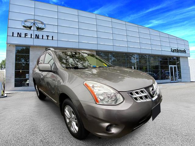 2013 Nissan Rogue SV [4]