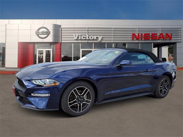 2020 Ford Mustang EcoBoost [0]