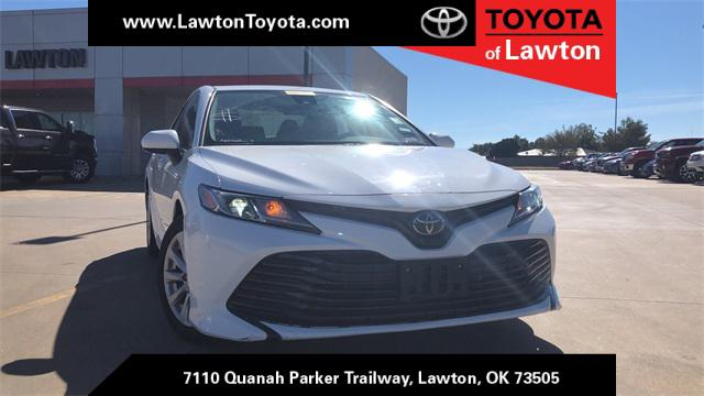 2019 Toyota Camry LE [11]