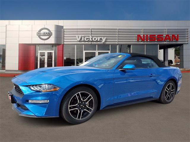 2020 Ford Mustang EcoBoost [1]