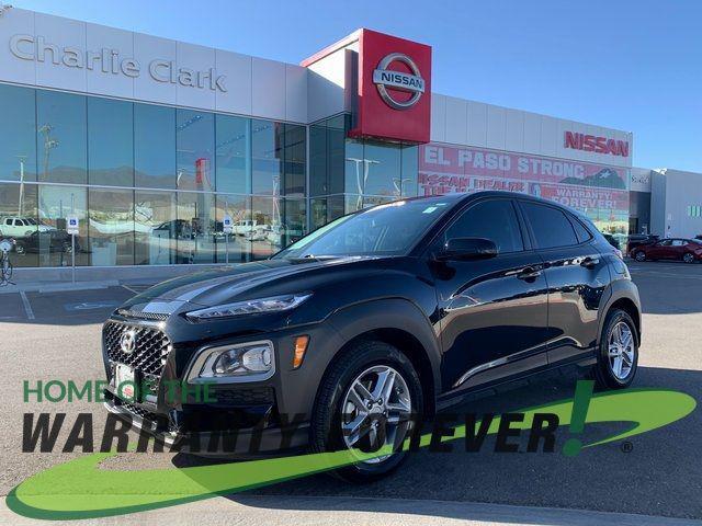 2019 Hyundai Kona SE for sale in El Paso, TX