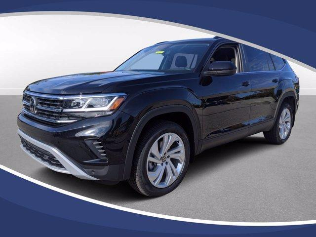 2021 Volkswagen Atlas 3.6L V6 SE w/Technology for sale in Cary, NC