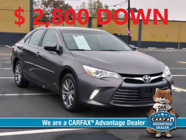 2016 Toyota Camry XLE for sale in South Hackensack, NJ