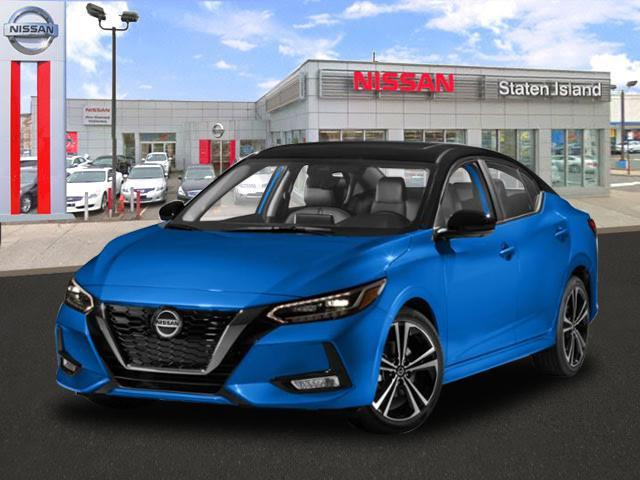 2020 Nissan Sentra SR [9]