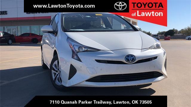 2017 Toyota Prius Four [8]