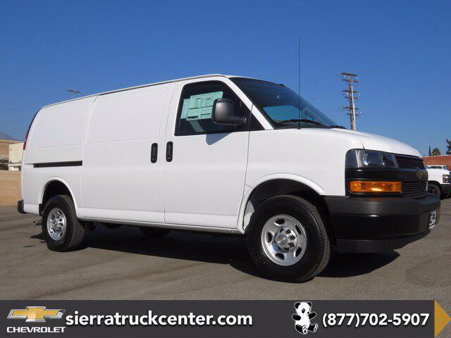 2020 Chevrolet Express Cargo Van RWD 2500 135″ [2]