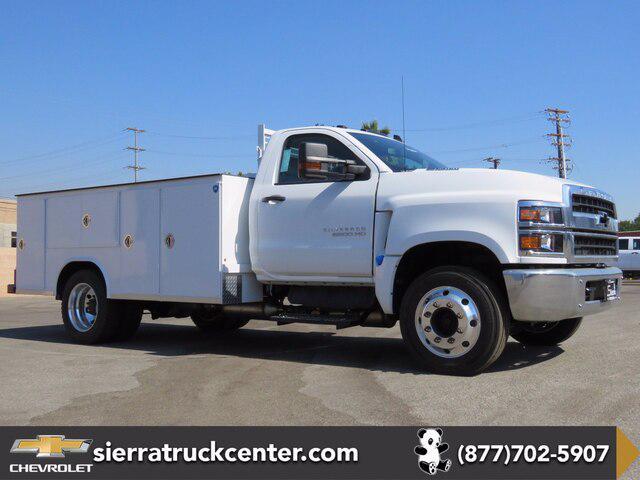 2019 Chevrolet Silverado Md Work Truck [2]