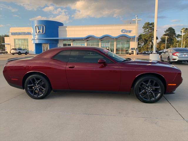 2020 Dodge Challenger SXT [6]