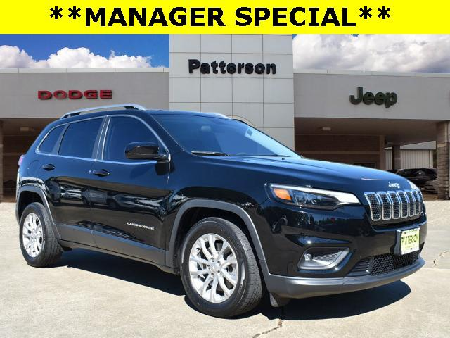 2019 Jeep Cherokee Latitude [14]