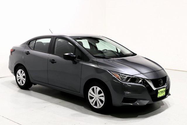 2020 Nissan Versa S [1]