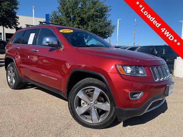 2014 Jeep Grand Cherokee Limited [11]