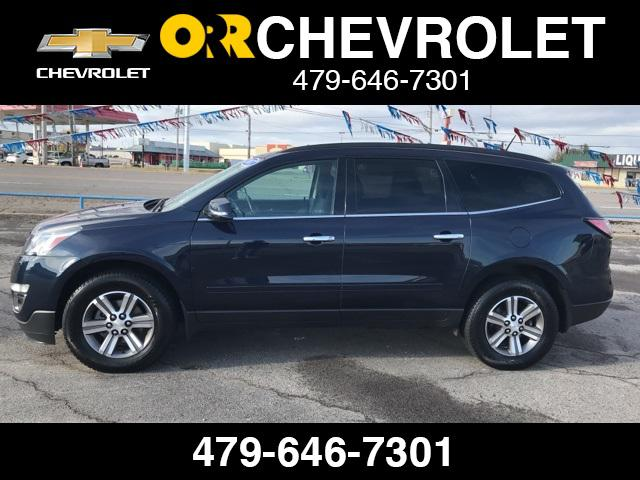2017 Chevrolet Traverse LT [9]
