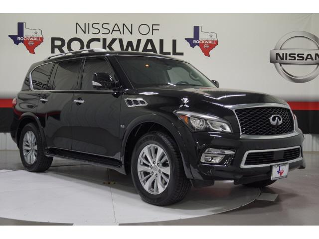 2016 INFINITI QX80 2WD 4dr for sale in Rockwall, TX