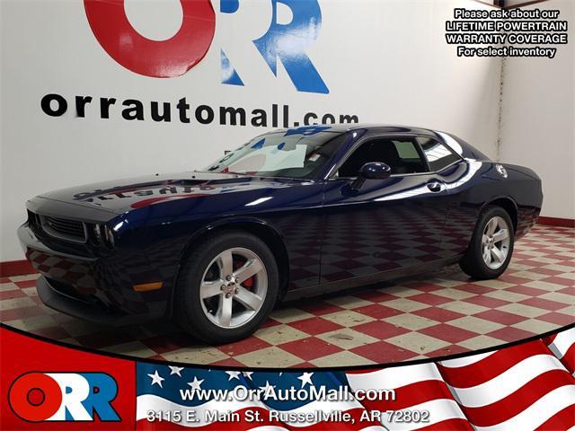 2014 Dodge Challenger SXT [1]