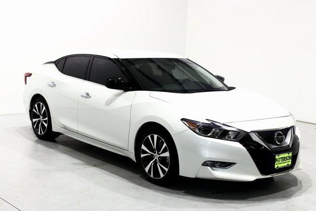 2017 Nissan Maxima S [17]