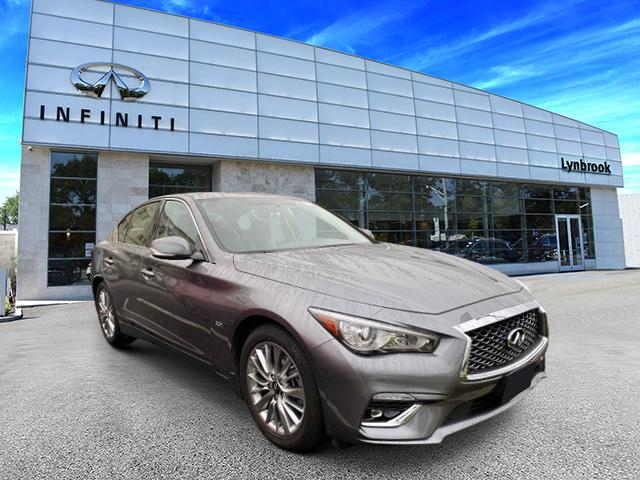 2020 INFINITI Q50 3.0t LUXE AWD – APPLE CAR PLAY ! [0]