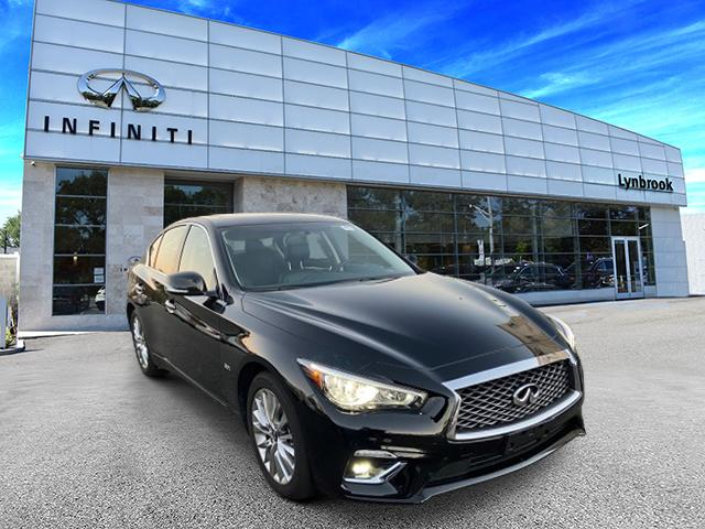 2020 INFINITI Q50 3.0t LUXE AWD – APPLE CAR PLAY ! [1]