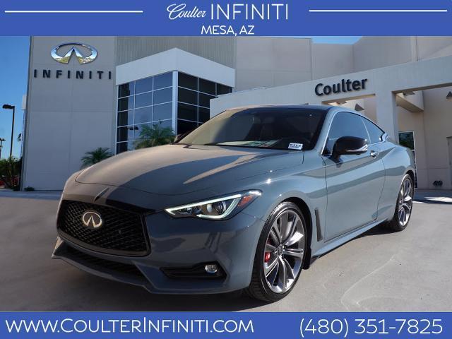 2021 INFINITI Q60 RED SPORT 400 for sale in Mesa, AZ