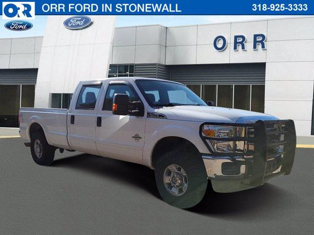 2011 Ford Super Duty F-250 Srw XLT [2]