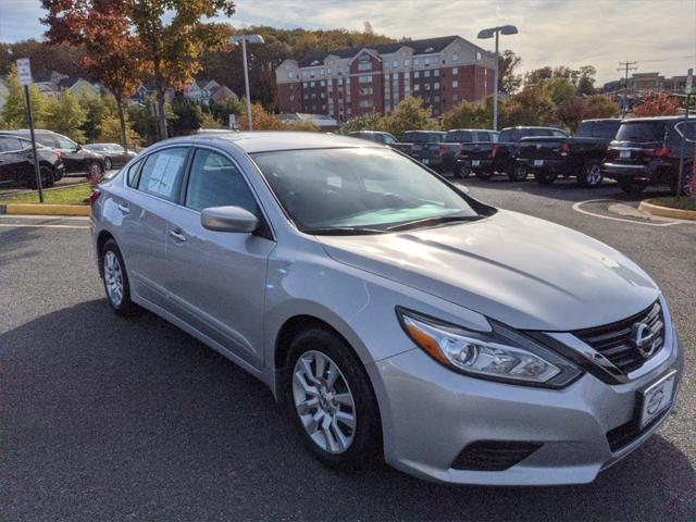 2017 Nissan Altima 2.5 S for sale in Stafford, VA
