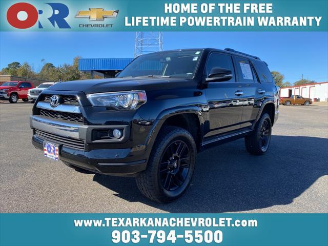 2017 Toyota 4Runner Limited [12]