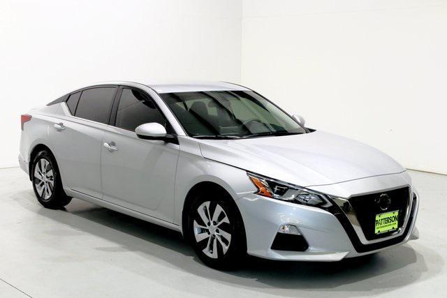2019 Nissan Altima 2.5 S [4]