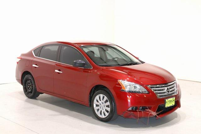 2015 Nissan Sentra SV [0]
