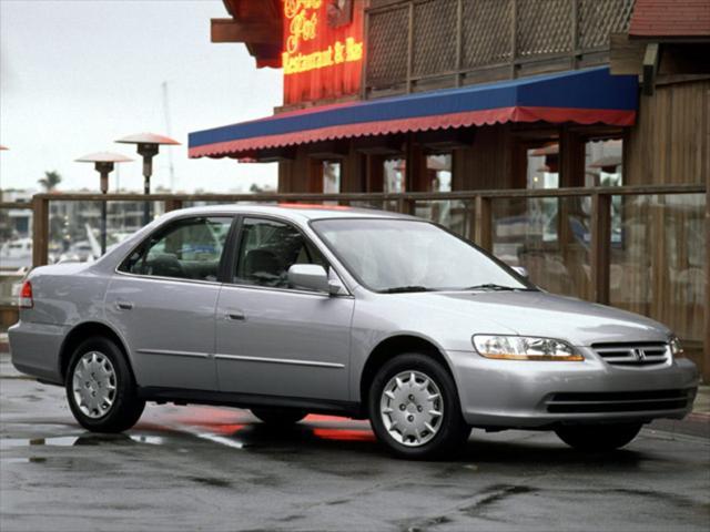 2001 Honda Accord Sdn EX w/Leather [3]