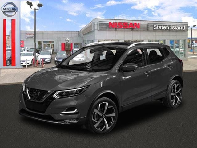 2020 Nissan Rogue Sport S [1]