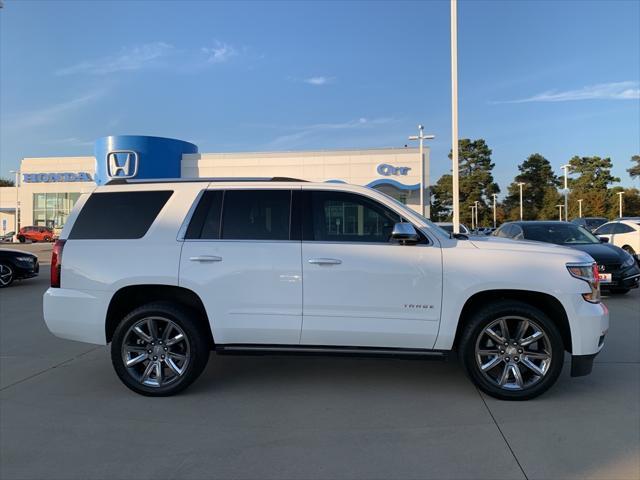 2018 Chevrolet Tahoe Premier [0]