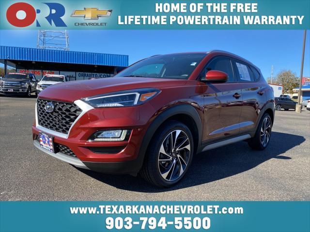2019 Hyundai Tucson Sport [16]