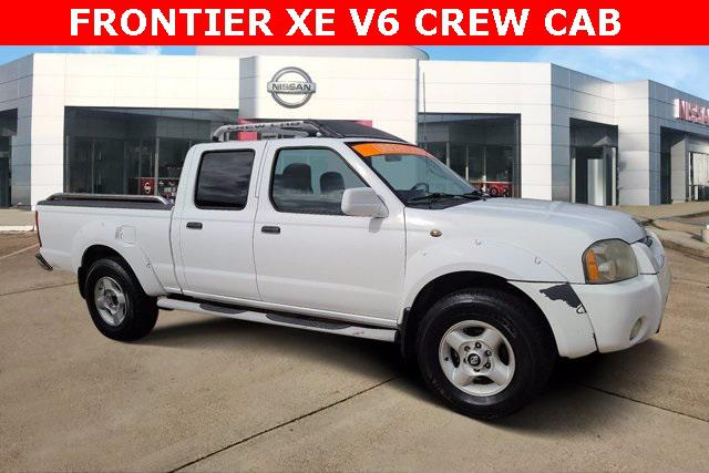 2002 Nissan Frontier 2Wd SE [6]