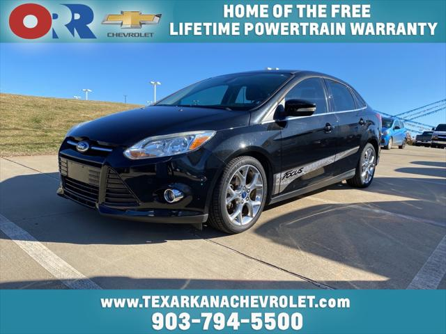 2012 Ford Focus SEL [8]