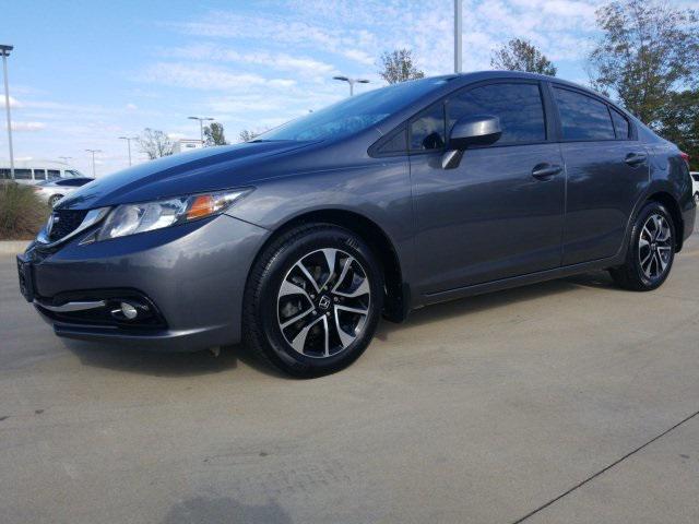 2013 Honda Civic Sdn EX-L [1]
