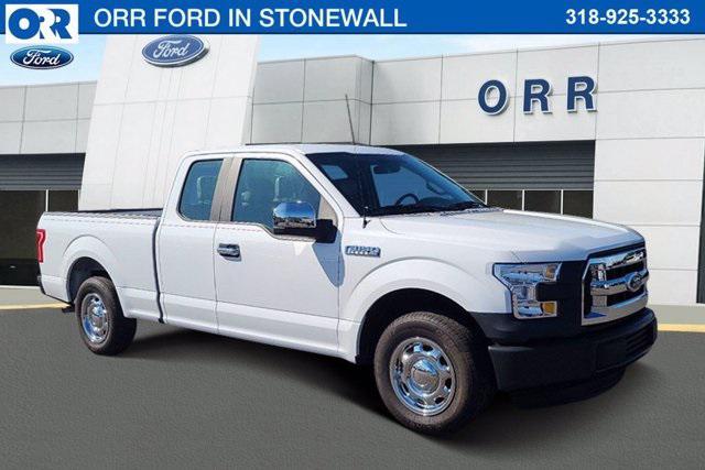 2015 Ford F-150 XL [10]
