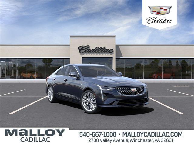 2021 Cadillac CT4 Premium Luxury for sale near Winchester, VA