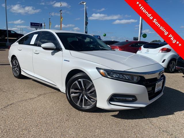 2019 Honda Accord Hybrid EX [0]