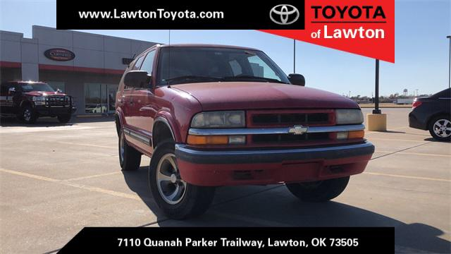 2001 Chevrolet Blazer LT [0]