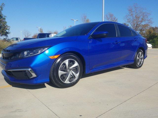 2019 Honda Civic Sedan LX [1]