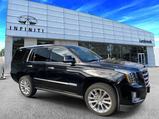 2017 Cadillac Escalade Premium Luxury [0]