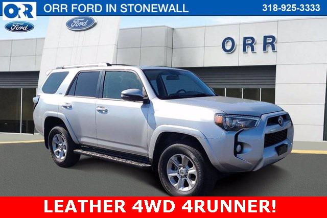 2019 Toyota 4Runner Limited [7]