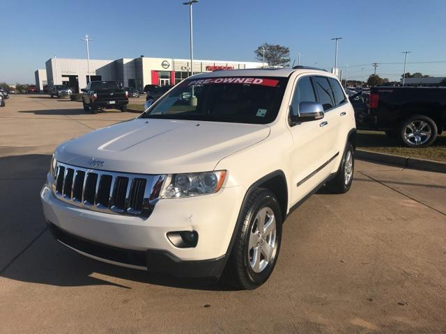 2012 Jeep Grand Cherokee Limited [2]