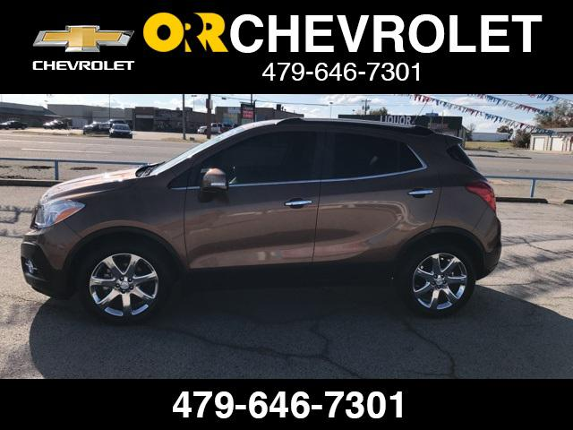 2016 Buick Encore Leather [7]