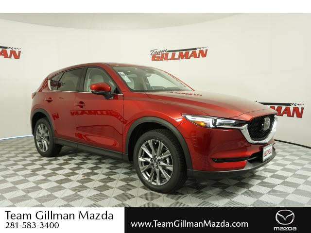 2021 Mazda CX-5 Grand Touring for sale in Houston, TX