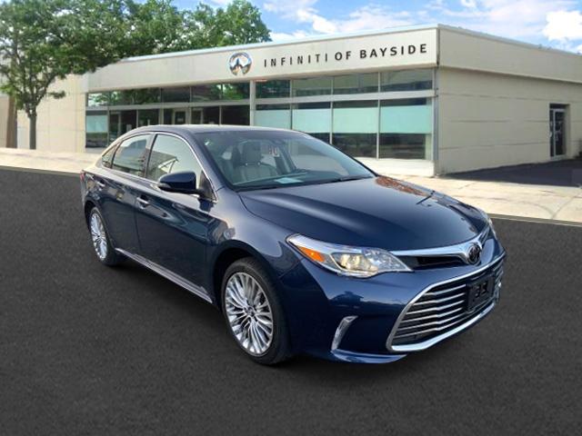 2018 Toyota Avalon Limited [0]